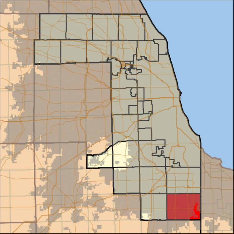 Bloom Township, Cook County, Illinois