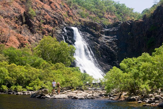 Bloomfield Falls Bloomfield Falls Picture Tour Cairns Australia