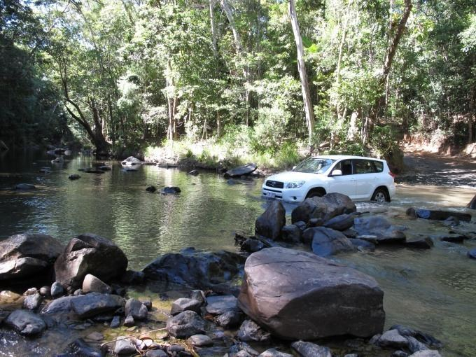 Bloomfield Track THE BLOOMFIELD TRACK 4WD COASTAL ROUTE FROM CAPE TRIBULATION TO
