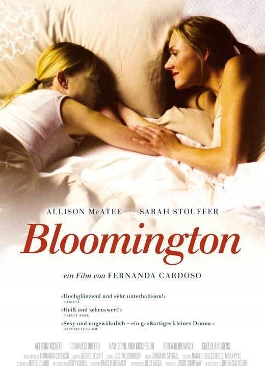 Bloomington (film) Allison McAtee in Bloomington The Allison McAtee Portal Film