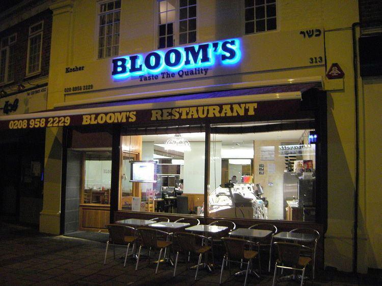 Bloom's restaurant