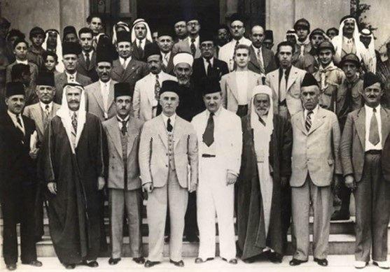 Bloudan Conference (1937)