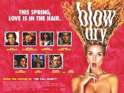 Blow Dry Alan Rickman images Blow dry 2001 movie poster wallpaper and