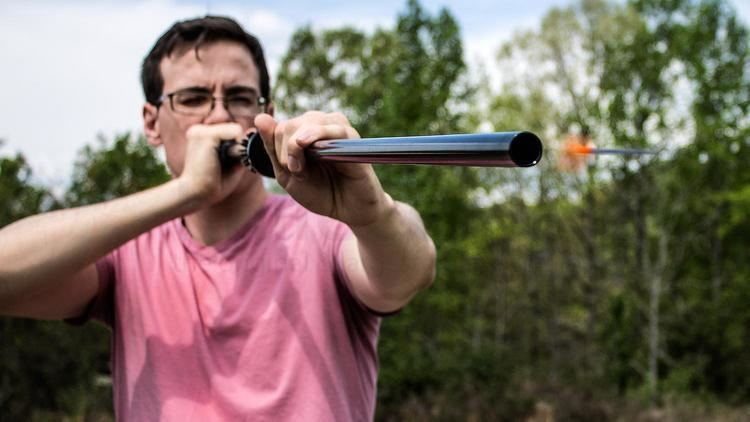 Blowgun Cold Steel B6255P Professional 5 Ft 625 Super Heavy Duty Blowgun