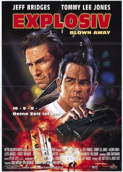 Blown Away (1994 film) Blown Away 1994 Review The Action Elite