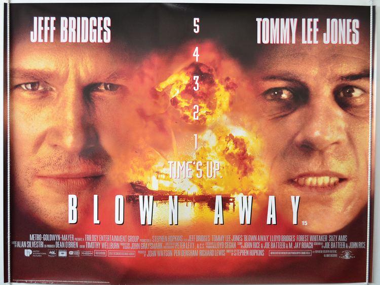 Blown Away (1994 film) Watch Blown Away 1994 Full Online Free On watchmovieme