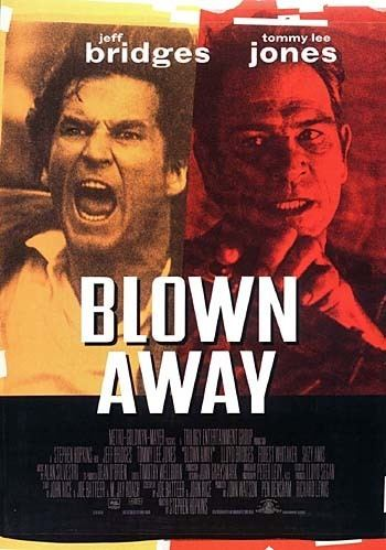 Blown Away (1994 film) Blown Away Soundtrack details SoundtrackCollectorcom