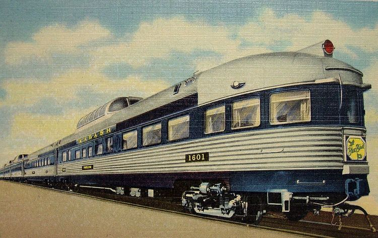 Blue Bird (train)