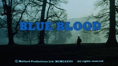 Blue Blood (1973 film) The Celluloid Highway Blueblood 1973