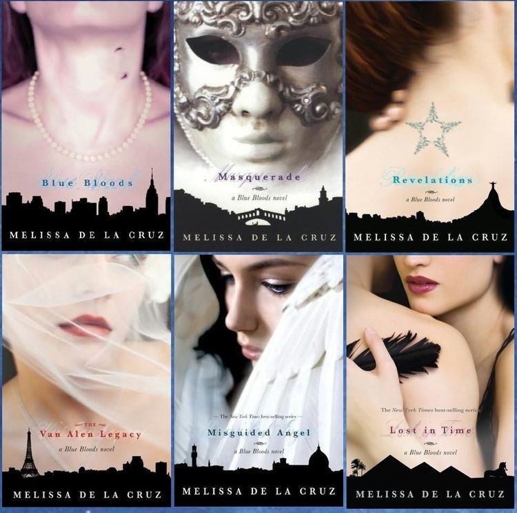 Blue Bloods (novel series) TalkSupe Blue Bloods Series by Melissa de la Cruz