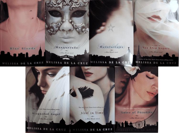 Blue Bloods (novel series) Series Evaluation Blue Bloods By Melissa De La Cruz The Dancing