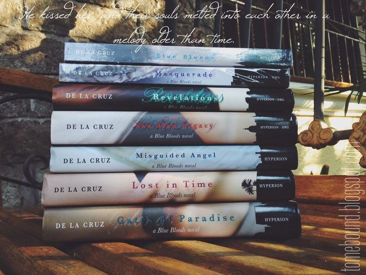 Blue Bloods (novel series) Tomebound A Book Blog Blue Bloods Series by Melissa de la Cruz