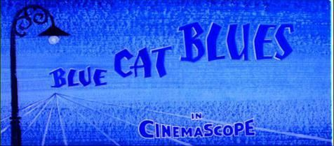 Blue Cat Blues movie poster