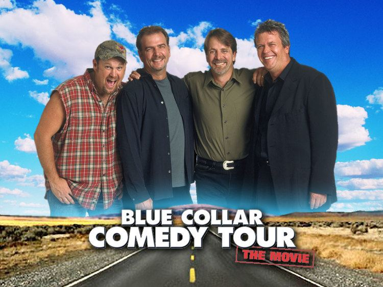 Blue Collar Comedy Tour Theology from the Blue Collar Comedy Tour Intersections