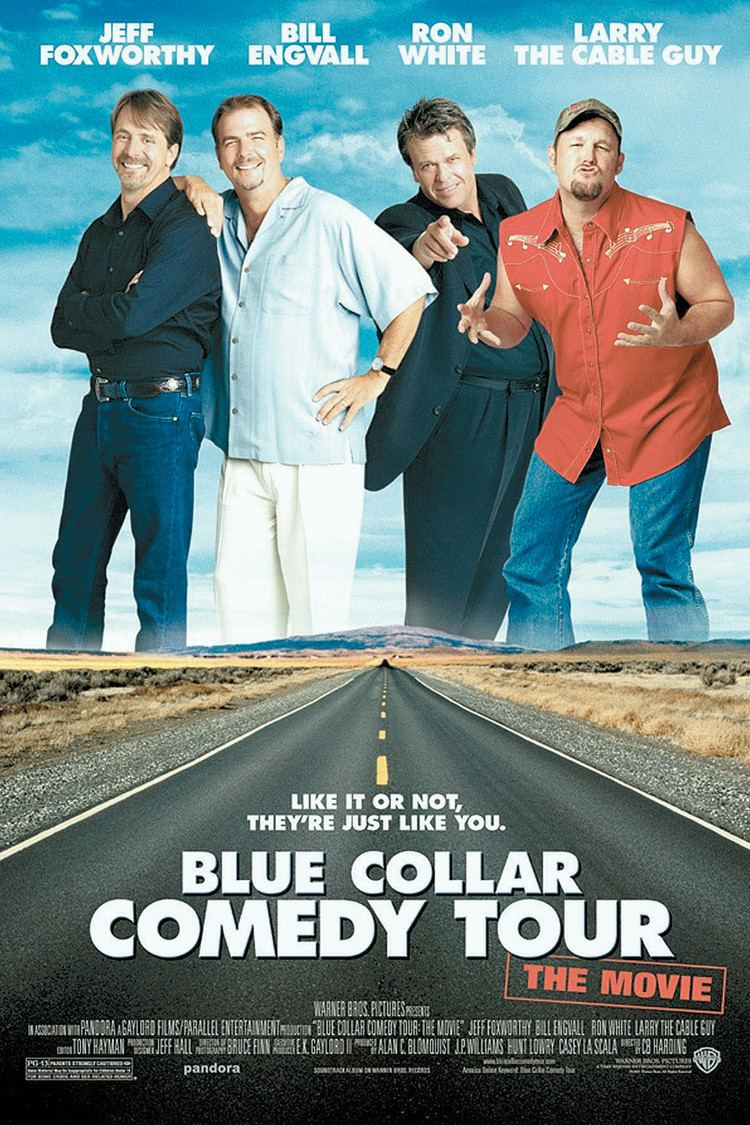 Blue Collar Comedy Tour: The Movie wwwgstaticcomtvthumbmovieposters31307p31307