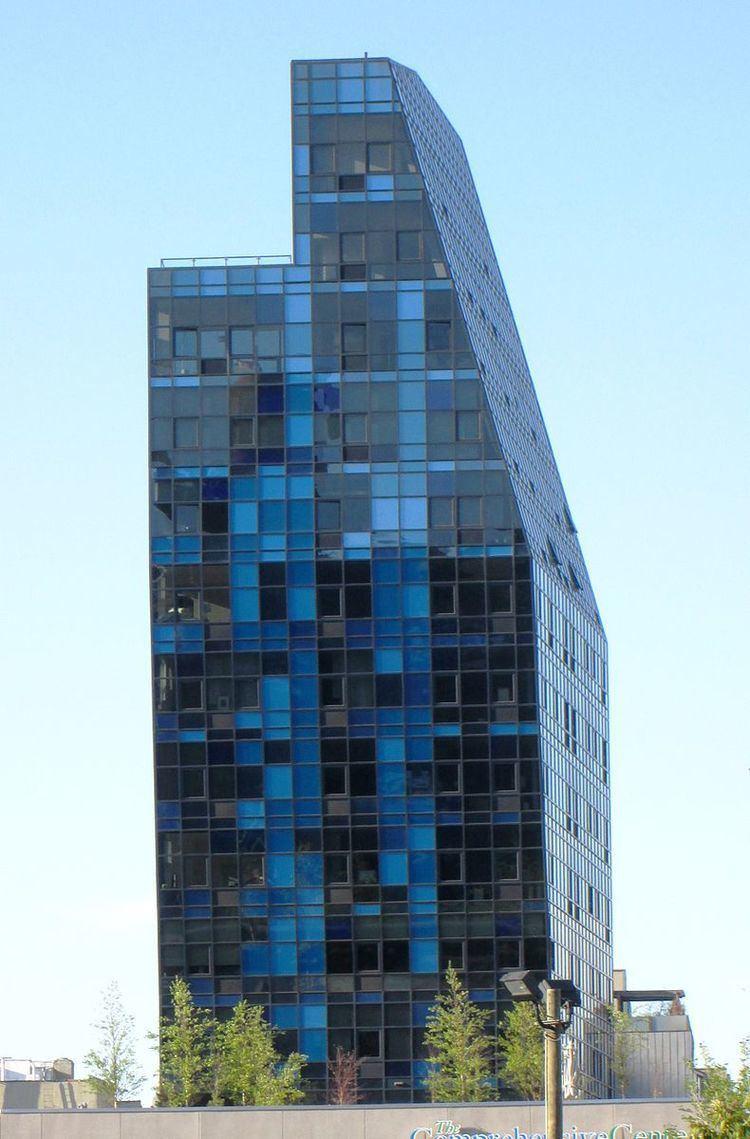 Blue Condominium