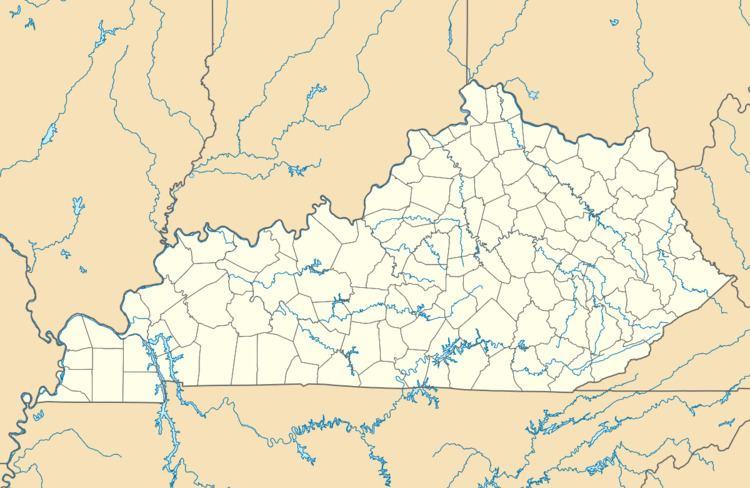 Blue Diamond, Kentucky