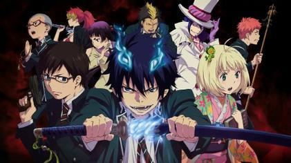 Blue Exorcist List of Blue Exorcist characters Wikipedia