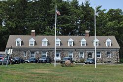Blue Hills State Police Barracks Station H-7 httpsuploadwikimediaorgwikipediacommonsthu