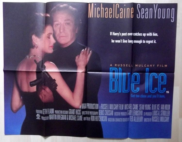 Blue Ice (film) Vicious Imagery Films of Michael Caine Blue Ice