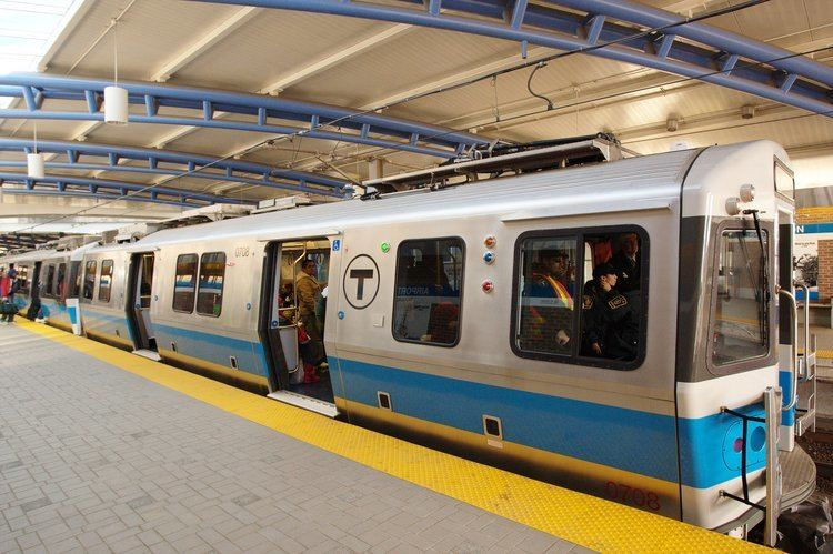 Blue Line (MBTA) Blue Line MBTA Wikiwand