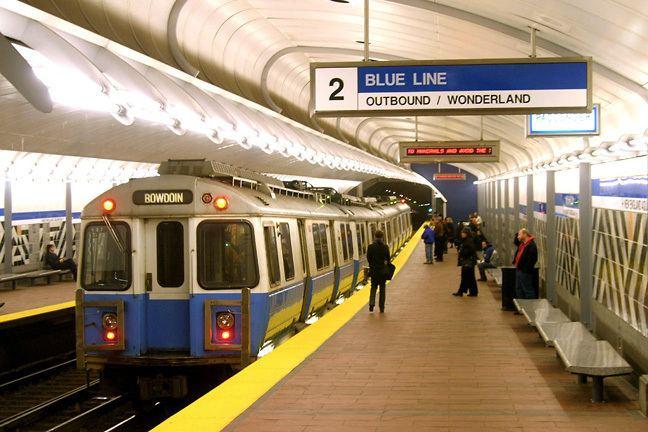 Blue Line (MBTA) MBTA gt About the MBTA gt Environment