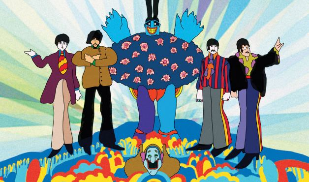 Blue Meanies (Yellow Submarine) The Series Project The Beatles Part 2