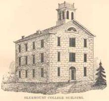 Blue Mont Central College httpsuploadwikimediaorgwikipediacommonsthu