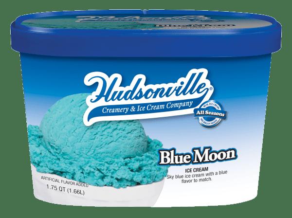 Blue Moon (ice cream) Blue Moon Hudsonville Ice Cream