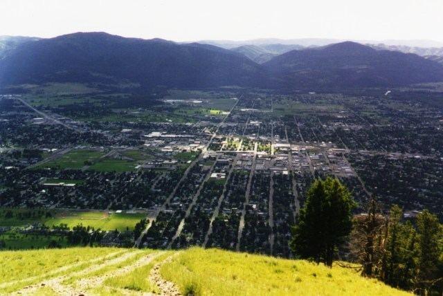 Blue Mountain (Montana)
