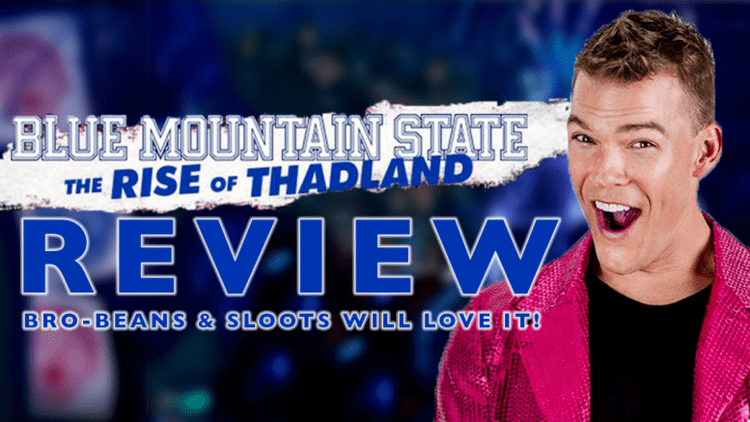 Blue Mountain State: The Rise of Thadland Blue Mountain State The Rise Of Thadland Is As NSFW As You Hoped