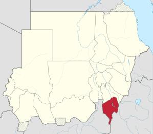 Blue Nile (state) Blue Nile state Wikipedia