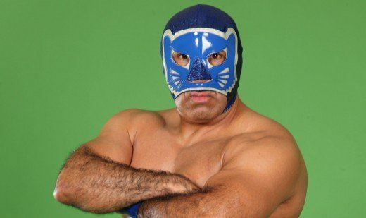 Blue Panther Lucha Tributes Blue Panther HowTheyPlay