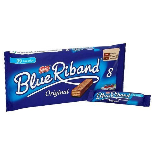 Blue Riband (biscuits) Blue Riband Biscuit 8 Pack 1544G Groceries Tesco Groceries