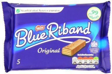 Blue Riband (biscuits) Buy Nestl Blue Riband Milk Chocolate Biscuit Multipack 193 g Pack