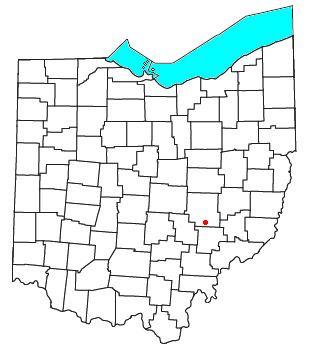 Blue Rock, Ohio