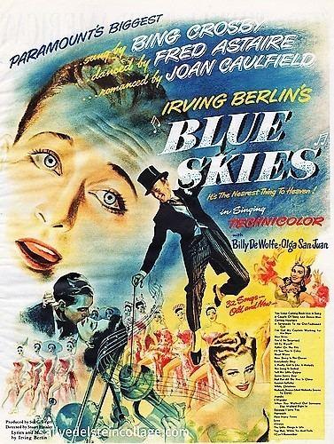 Blue Skies Cieli azzurri film Wikipedia