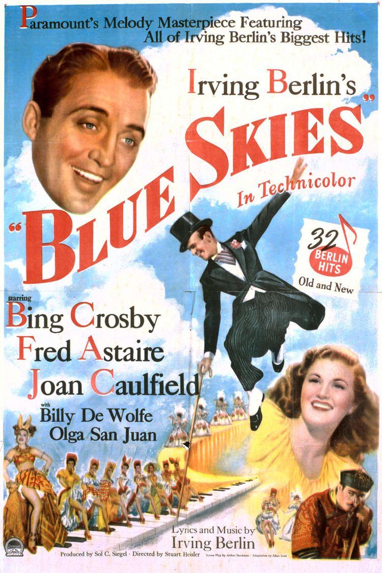 Blue Skies wwwgstaticcomtvthumbmovieposters1574p1574p