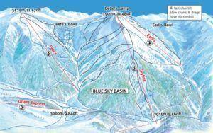 Blue Sky Basin Vail39s Blue Sky Basin to open Friday Vista Bahn Ski Rentals