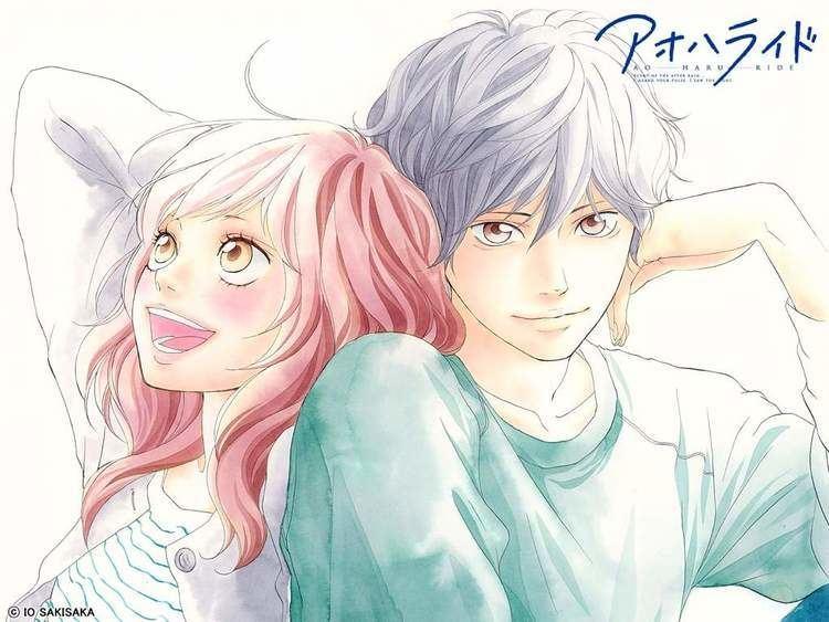 Blue Spring Ride Ao Haru Ride Blue Spring Ride Review Anime Amino