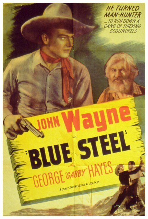 Blue Steel (1934 film) Blue Steel Movie Posters From Movie Poster Shop