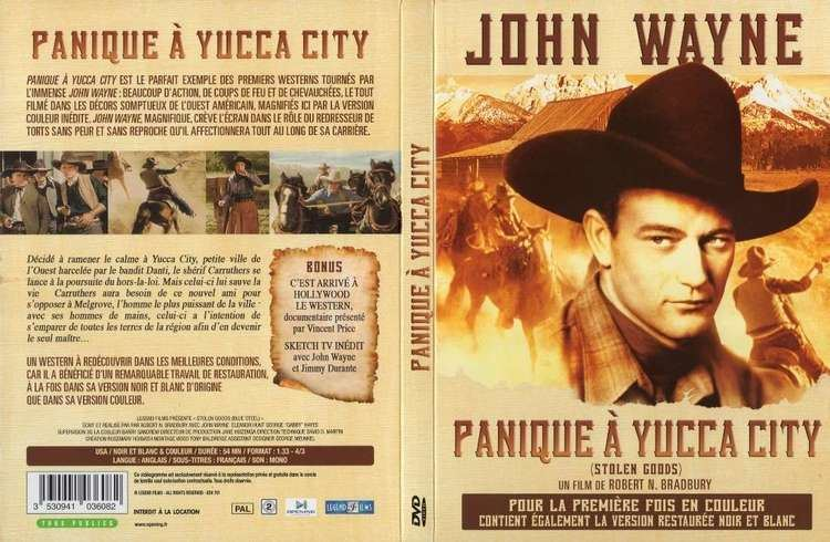 Blue Steel (1934 film) Panique a Yucca City Blue Steel 1934 Robert N Bradbury John