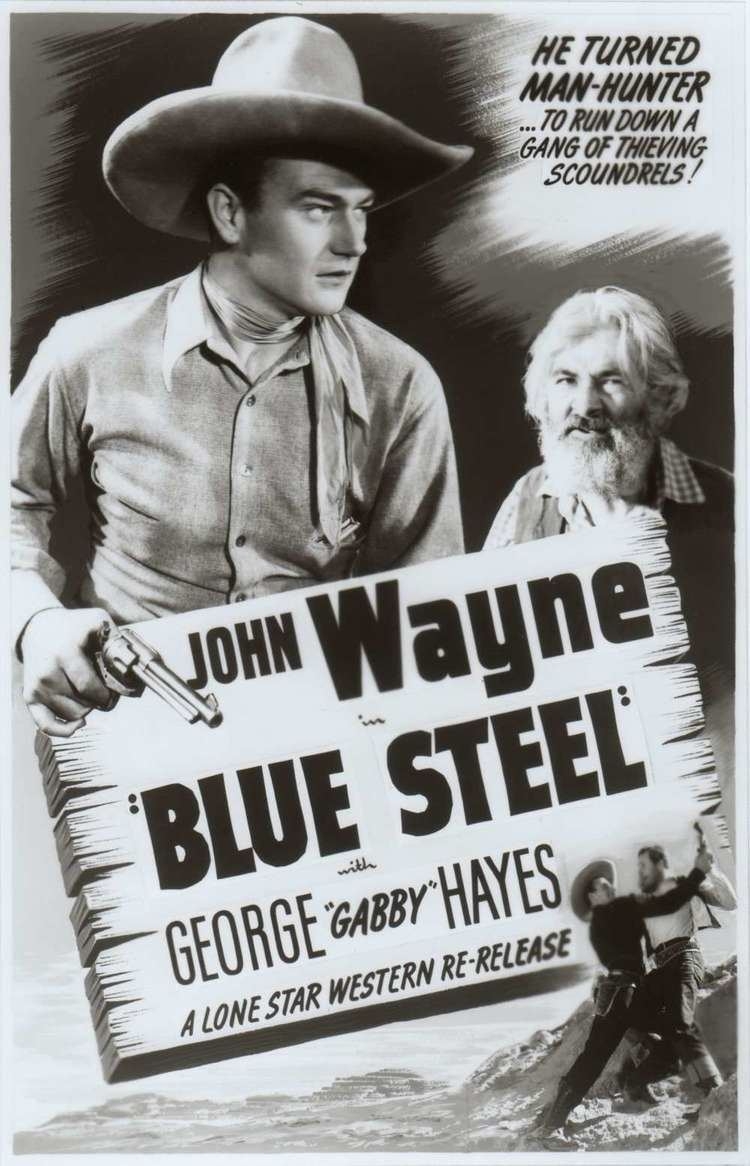 Blue Steel (1934 film) Blue Steel 1934 Page 2 The 1930s John Wayne Message Board