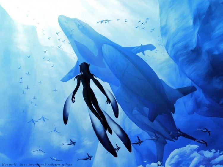 Blue Submarine No. 6 Blue Submarine No 6 Tom39s Anime Rant