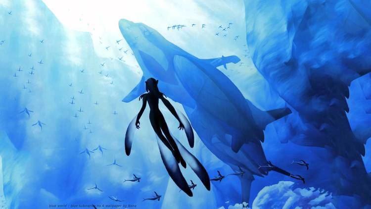 Blue Submarine No. 6 Minasoko ni Nemure Blue Sub 6 HQ CORRECT LYRICS YouTube