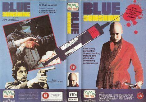 Blue Sunshine (film) Interview Blue Sunshine Beyond with Jay Shaw Evil Tender Dot Com