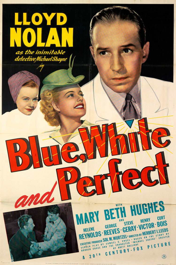 Blue, White and Perfect wwwgstaticcomtvthumbmovieposters54872p54872
