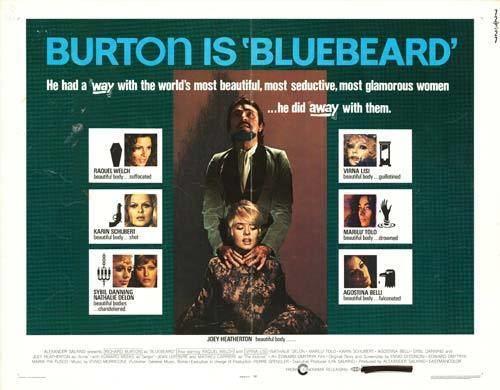Bluebeard (1972 film) Bluebeard movie posters at movie poster warehouse moviepostercom