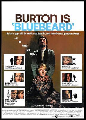 Bluebeard (1972 film) 13 BLUEBEARD Ennio Morricone He Did Away With Them All 1972