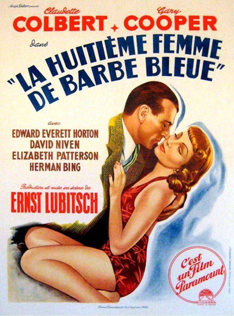Bluebeard's Eighth Wife Black and White Cinema and Chocolate Bluebeards Eighth Wife 1938